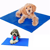 Customized Logo Waterproof Gel Re-Useable Pet Cooling Mat For Dogs