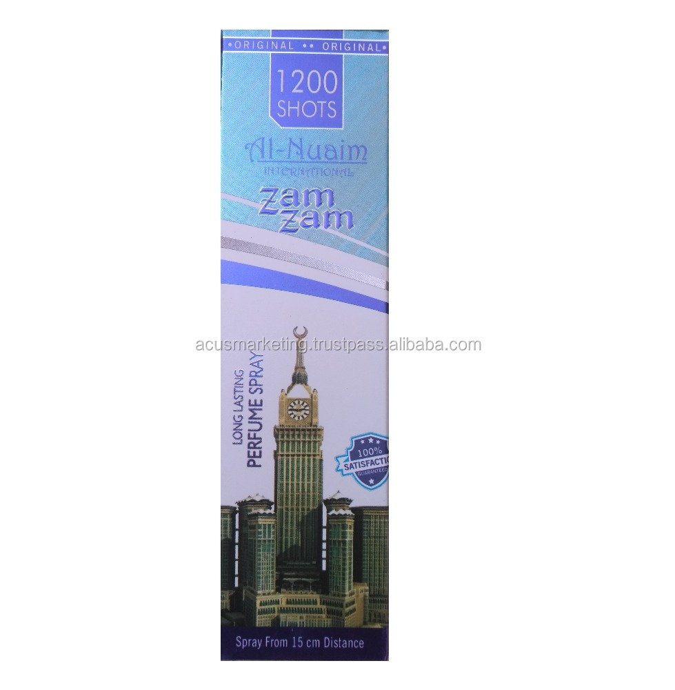 Al-Nuaim Zam Zam Parfum Body Spray