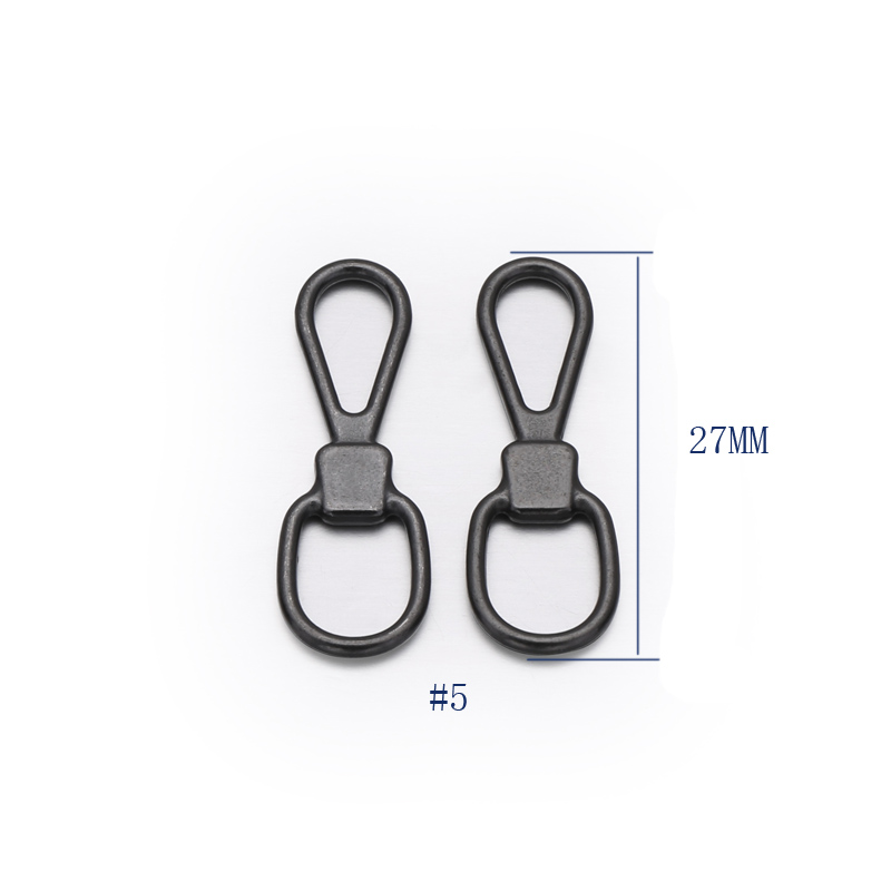 Wholesale High Quality Custom Design Metal Zipper Slider Pull For Backpack