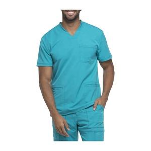 healthcare uniform women and men nurse tunic scrub top