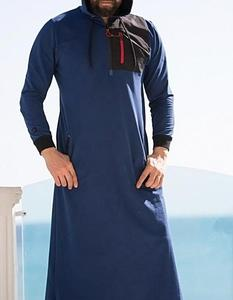 Factory Wholesale Price Premium Quality Muslim Men Arab Designer Thobe