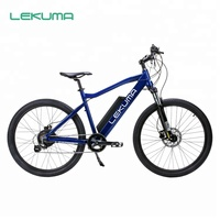 "27.5"" high quality new customized rear motor electric mountain bike MTB"
