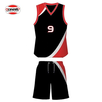 OEM Großhandel Individuelles Logo Design Sublimation Basketball Jersey Shorts
