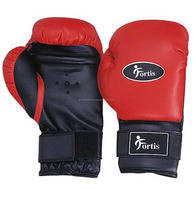 Boxing gloves PU leather professional boxing punching gloves