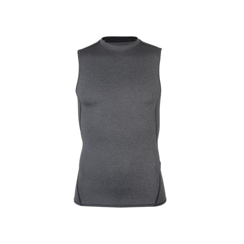 Men/'s Sleeveless Sport Body Compression Wear Base Layer Tank Top Vest Shirt