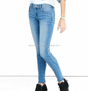 be7d441b6abef Dames jeans nouveau design chaud-2015 nouvelle mode dames jeans-2017/2018