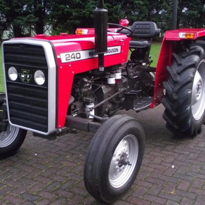 FAIRLY NEW /USED MASSEY FERGUSON TRACTOR MF 240/MF 260 2X2