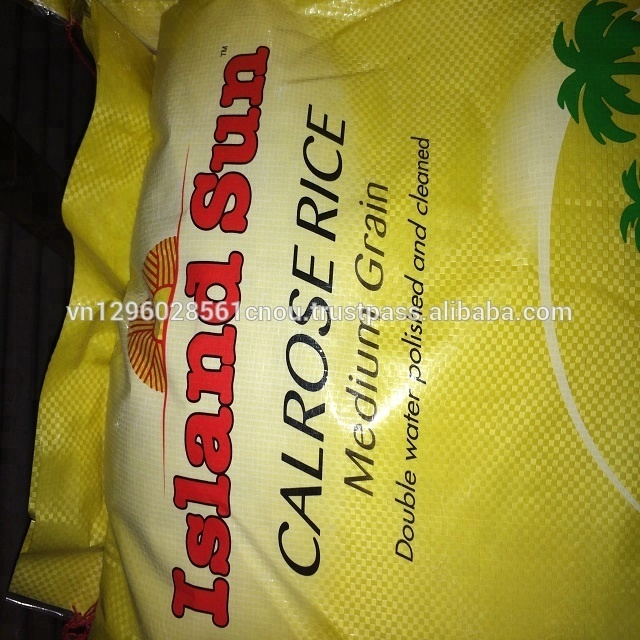 TOP MARKET CALROSE RICE - PACIFIC ISLANDS - 1st QUALITY - HOT PRICE - MS. JESSIE