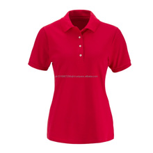 2018 OEM service Women's polo t-shirts