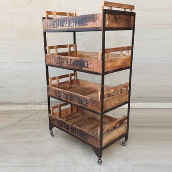 shelving unit shelf bar il listing industrial