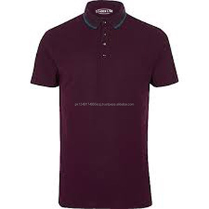 New style Men Polo Shirts With Custom Logo