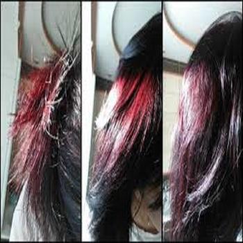 Raw Material Hair Dye Organic Based Rajasthani Henna And Red Kamala