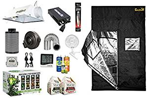 Gorilla Grow Tent 5 x 5 Complete Grow Room Bundle Package (1000 Package)