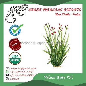 Superior Quality in Low Price 100% Natural Palmarosa Oil