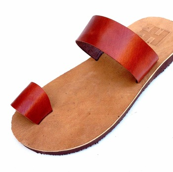 82256ac4a744bd Kolhapuri style high quality genuine leather handmade sandals for women .  thongs . fancy wear .