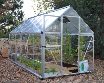 Palram Greenhouse Hybrid 6'x12' - Buy Polycarbonate Greenhouse,Diy  Greenhouse,Hobby Garden Product on Alibaba com