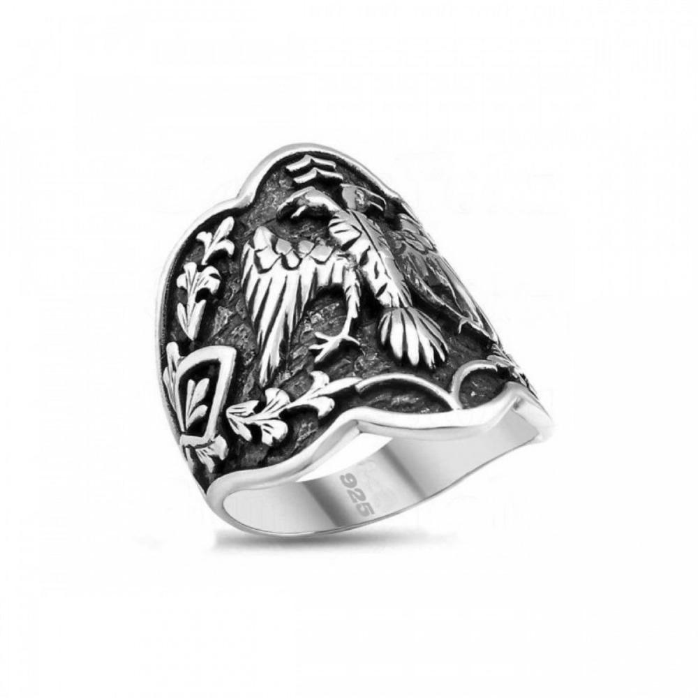 Ertugrul Selcuklu Model Silver 925 Ring - Buy 925 Turkish Silver Ring,925  Italian Silver Ring,925 Solid Silver Ring Product on Alibaba com