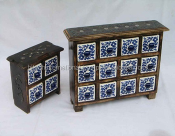 Wooden Small Drawers,Wooden Small Storage Drawers,Decorative Chest Drawers