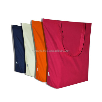 Canvas Tote Bags 100% Cotton with Low MOQ