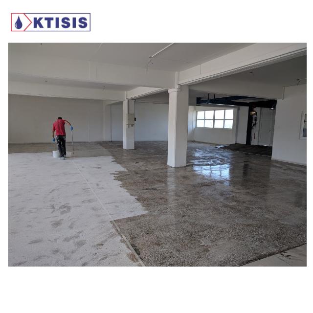 Concrete Floor Sealer 2 Component