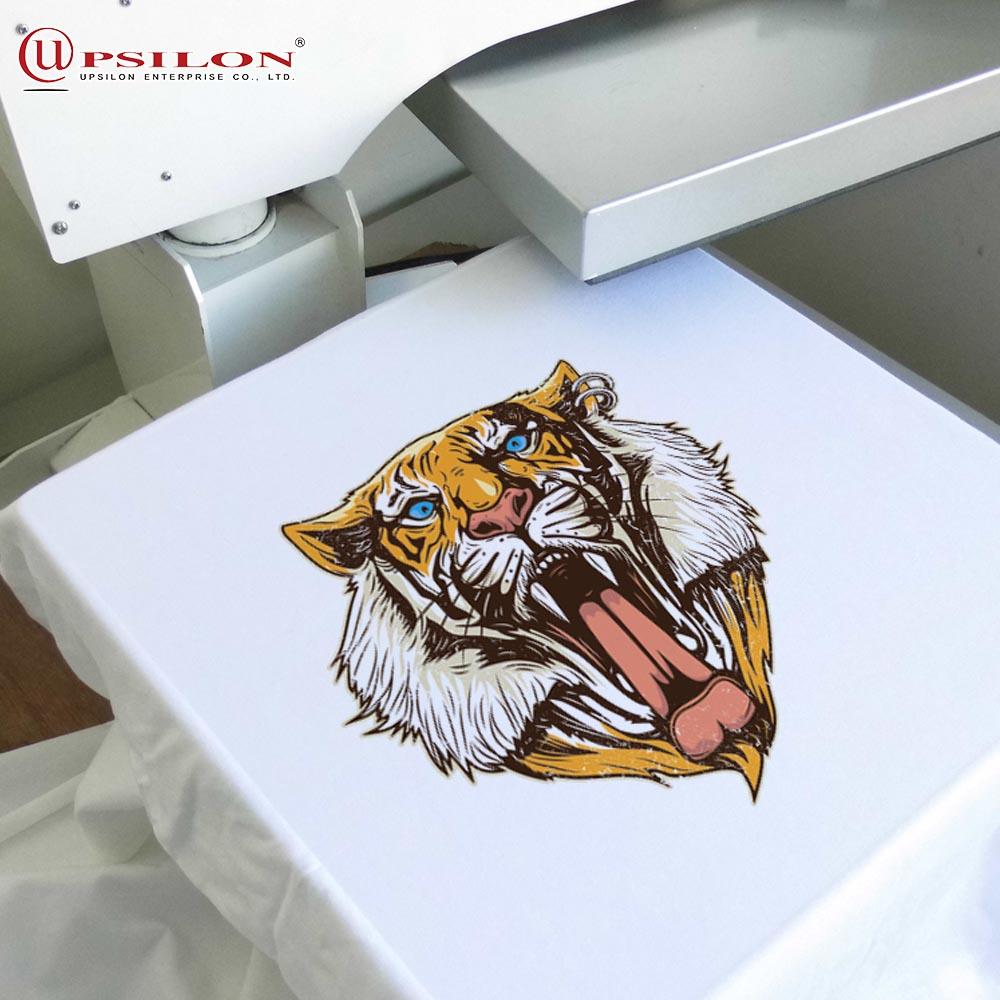 Hot Jual Inkjet Pencetakan T-shirt Besi Pada Transfer Kertas