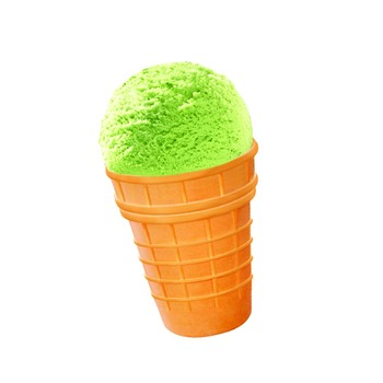 WHOLESALE PISTACHE ICECREAM WAFER CUP