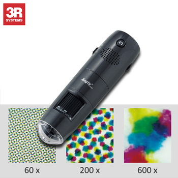 Portable and innovative measuring instruments 450-600x digital microscope with WiFi function