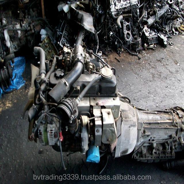 Used Japanese Car Engine Nissan Td27-t Fs 5sp 4wd (terrano) Diesel - Buy  Nissan Caravan E24 E25 Terrano Van,Terano Atlas Qd32 Td27 Turbo,Qd32 Td42