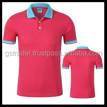 polo t shirt General occasions t shirt breathable tshirt short-sleeved polo shirt