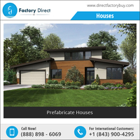 High Quality 3 Bedroom Prefab Modular Home