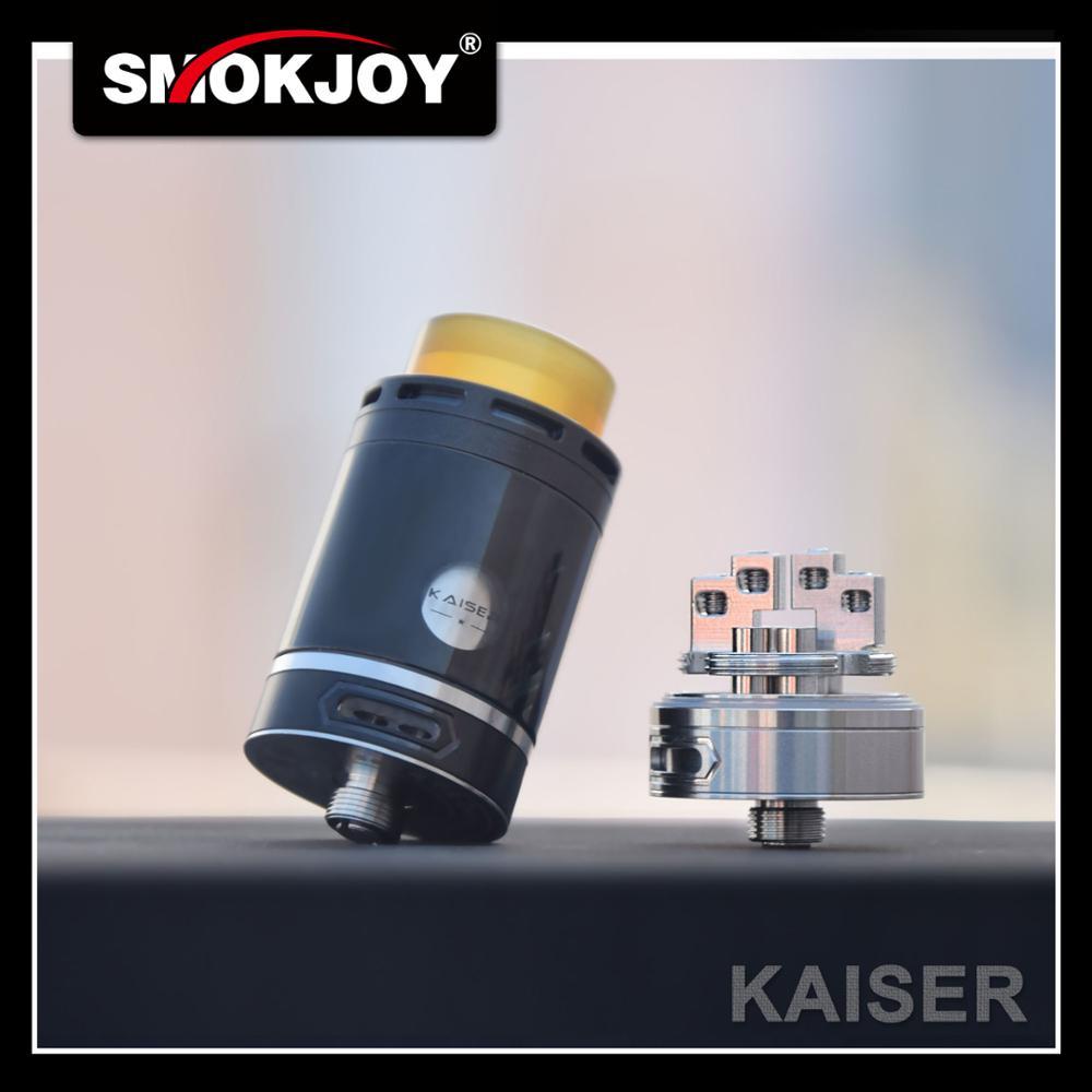 Αποτέλεσμα εικόνας για KAISER RTA 3ML  SMOKJOY