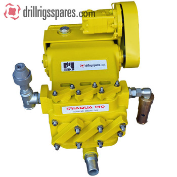 Plunger Type Triplex Mud Pump for Drilling Rig