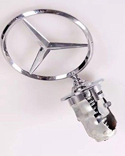 Mercedes Benz Stern Logo Front Emblem Hood Star W124