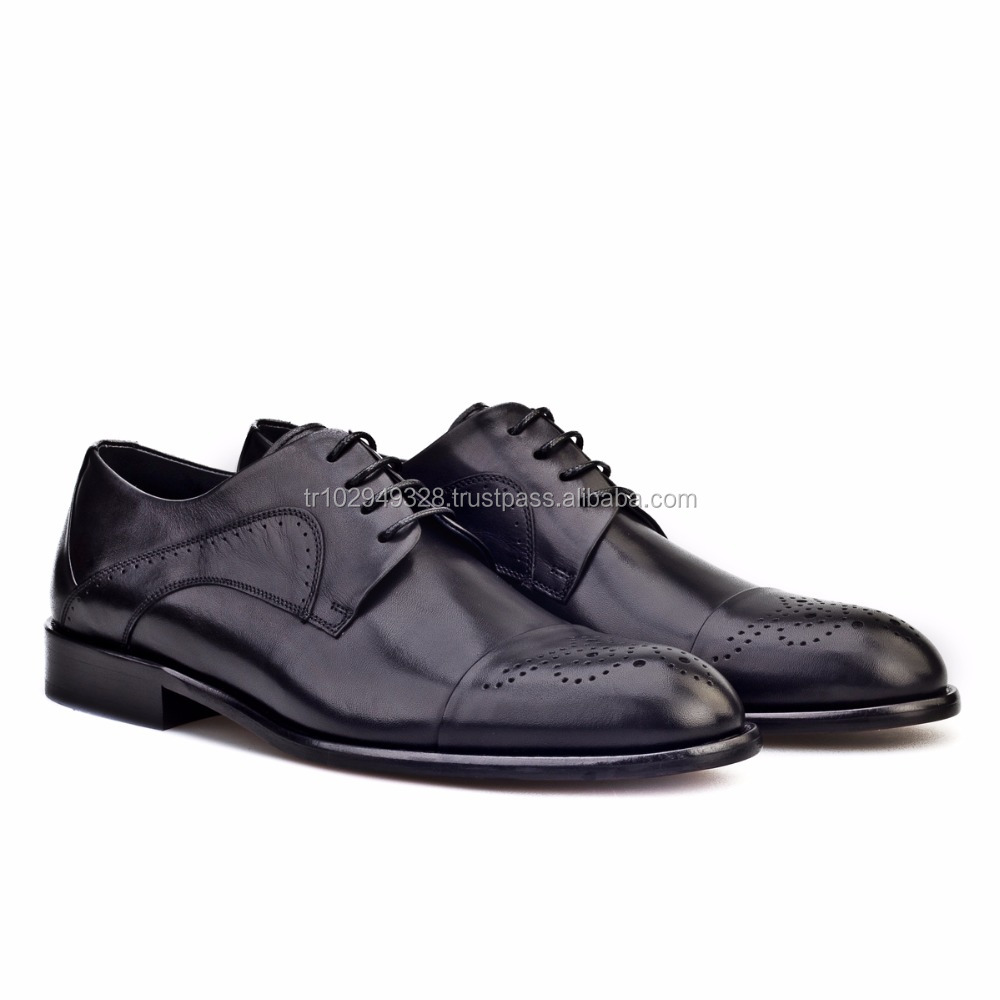 1 2669 Dress Men Shoes Leather Derby wRA8zW1qx