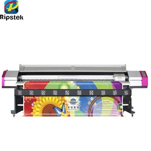 High quality printing printer GALAXY 8ft 2.5meter inkjet printer, UD-2512LC Eco solvent printer