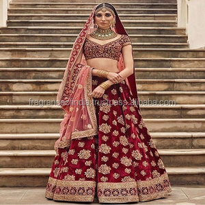 Designer Embroidered Bridal Wedding Dresses/ Party Wear