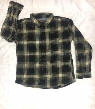 5912a65d8c2a Men s Heavy Check Flannel Shirt - Buy Long Sleeve T Shirt