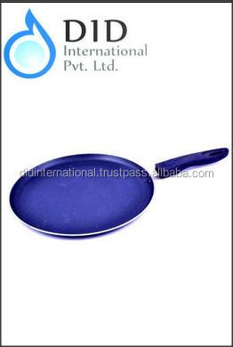 Non-Stick Flat Griddle / Dosa Tawa (Induction base)