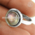 Labradorite gemstone ring silver jewellery exporter 925 sterling silver wholesale jewelry online