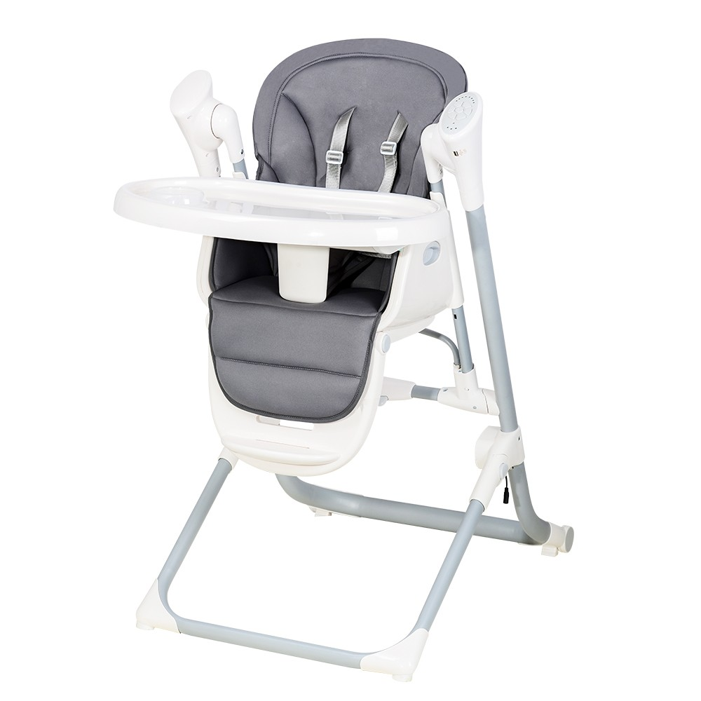 Amazing Brand New Baby High Chair Swing Seat Portable Adjustable Folding Infant Toddler Feeding Booster Pu Leather Cushion Dining Table Buy High Back Dining Dailytribune Chair Design For Home Dailytribuneorg