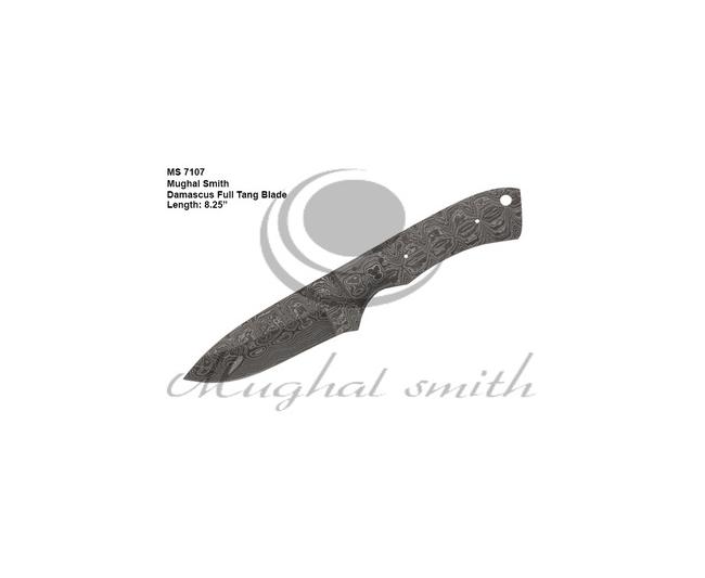Cuchillo manejar material compuesto personalizado blanco escala en blanco 5