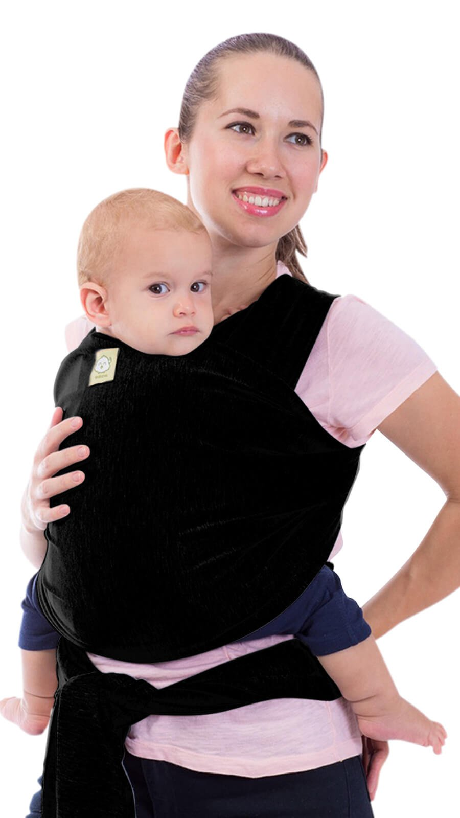 597d21601a7 Get Quotations · Baby Wrap Carrier - Baby Sling by KeaBabies - 2 Colors - Baby  Carrier Wrap -