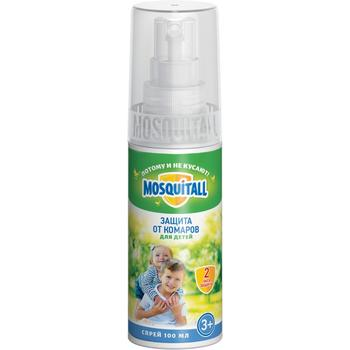 Spray MOSQUITALL, mosquito Gentle protection for children, 100 ml