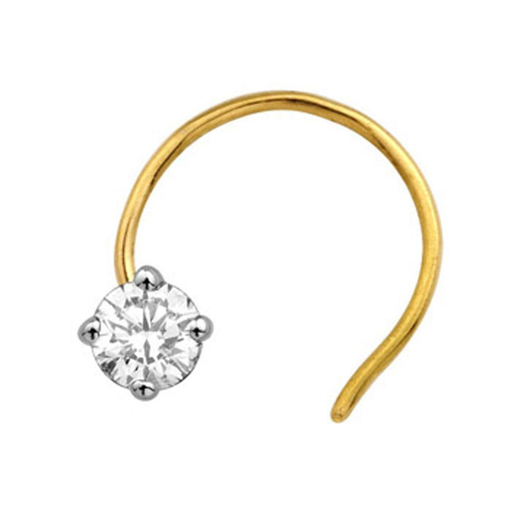 Diamond Nose Ring, Diamond Nose Ring Suppliers and Manufacturers ...