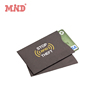 Anti Theft RFID blocking card sleeve credit card protector