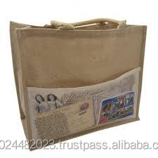 picture of jute bag