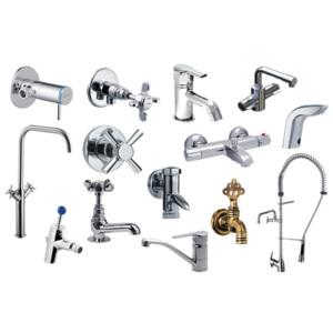 Top Quality Basin Faucets Mixers Taps from Factory in Turkey