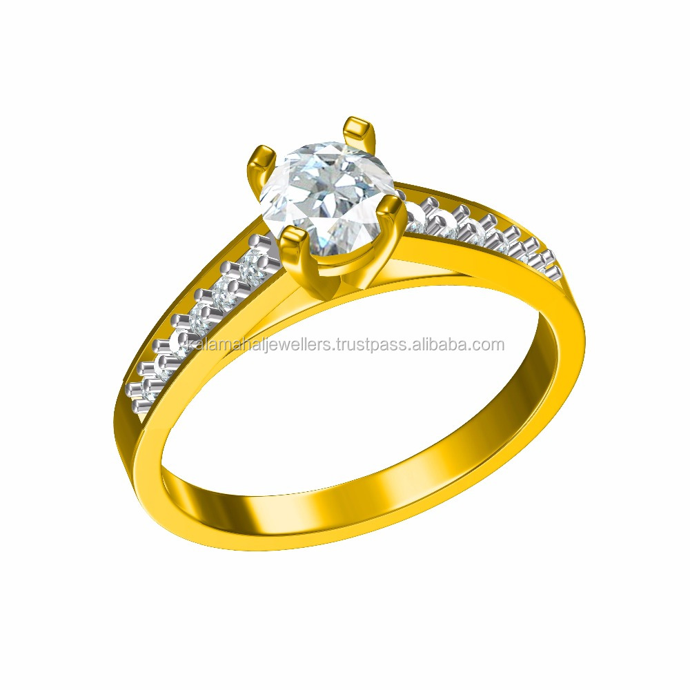 Beautiful Gold Rings Designs Wholesale, Ring Design Suppliers ...