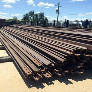 2019 Prices for used rail scrap R50 R65/ Iron scrap 99 9%/ Used Rails (R 50  - R 65 )