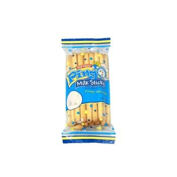 Sweet Halal Pingo Milk Stick Cookies Biscuits (1100gr)